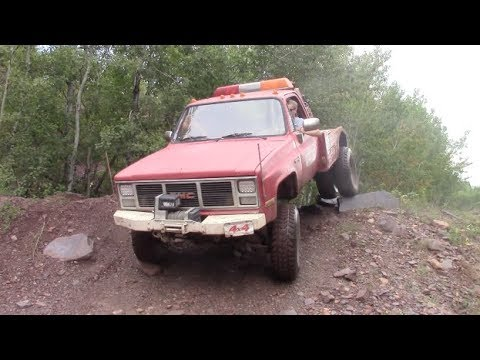 IRON RANGE OFF ROAD ADVENTURE DAY 1 by BSF Recovery Team