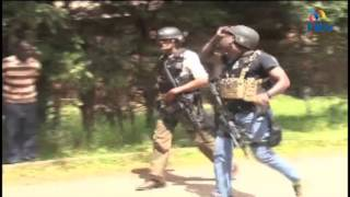 kapenguria station: Rogue officer neutralised after 10-hour siege