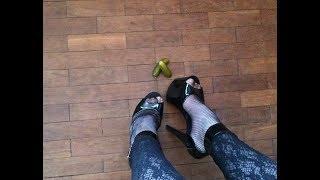 gherkin fetish crush extreme heels