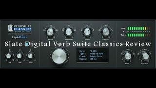 Slate Digital Verb Suite Classics Review