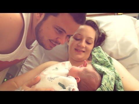 WELCOME OLIVER JAMES (birth vlog) (7.27.13 - Day 183)