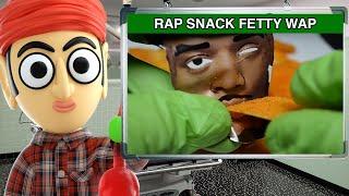 Rap Snacks Fetty Wap Honey Jalapeno Potato Chips - Runforthecube Food Review