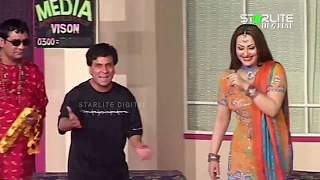 Tariq Teddy and Nargis New Pakistani Stage Drama Full Comedy Funny Clip