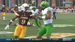 Oregon vs. Wyoming- Ducks Highlights 09/16/17
