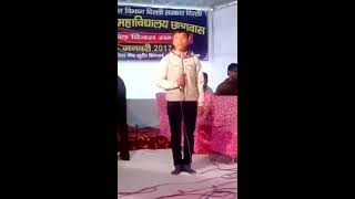 The real singer. A blind boy sings like arijit singh
