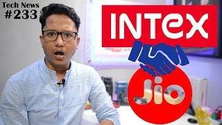 Tech News of The Day #233 -Intex Jio Offer,Galaxy C8,Zenfone 4,Bose SoundLink,Asus ROG,Fujifilm X-E3