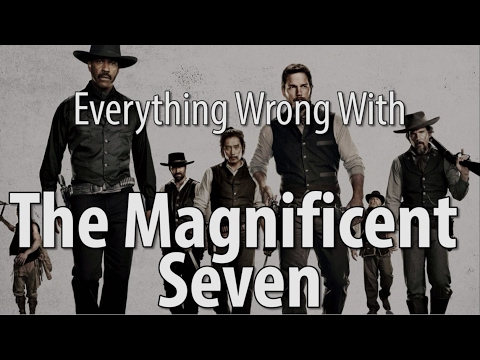 Xxx Mp4 Everything Wrong With The Magnificent Seven In 18 Minutes Or Less 3gp Sex
