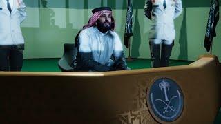 Could Saudi Arabia Conquer Iran? A Cartoon Says Yes | NYT