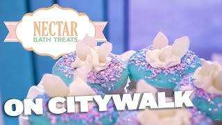 Introducing Nectar Bath Treats - Now Open at Universal CityWalk Hollywood