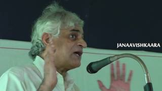JANAAVISHKAARA INAUGURATION SPEECH by P SAINATH