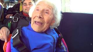 96 Year Old Betty Hiple