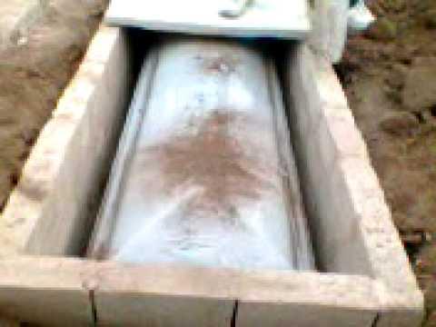 El entierro d mi padrino rafael el 19 d enero del 2009