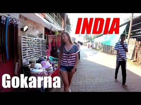 Xxx Mp4 A Tour Of The Peaceful Village Of Gokarna Karnataka India 3gp Sex