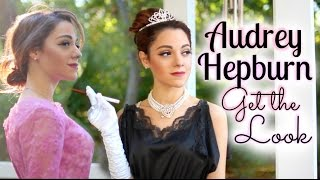 Get the Look! Audrey Hepburn: hair, make-up + outfit recreations!