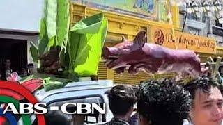 TV Patrol: Parada ng Lechon, basaan, ginanap sa Batangas sa pista ni San Juan