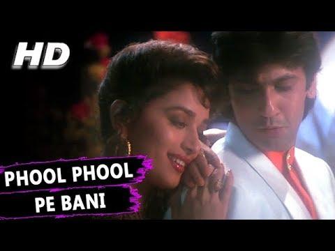 Xxx Mp4 Phool Phool Pe Bani Teri Tasveer Kavita Krishnamurthy Udit Narayan Phool Songs Madhuri 3gp Sex