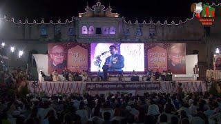 Dr Majid Deobandi [HD] at Latest INDOPAK Mushaira, Bhopal, 05-11-2015