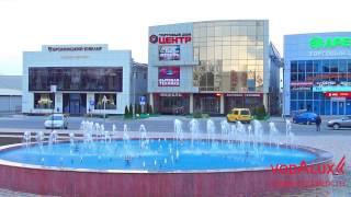 Цветомузыкальный фонтан в г.Гулькевичи