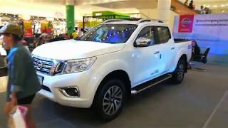 Nissan Navara 2017   Fair in EAON Mall   Phnom Pich Cambodia