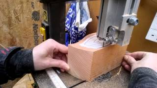 Simple bandsaw box tutorial with Xcarve twist