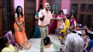 Ladies Sangeet main ledaa kaa fun