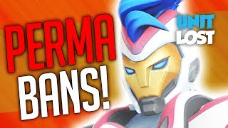 Overwatch News - Permanent BANS Coming! / Mystery Heroes FIXES! / Lucio Concept Skin!