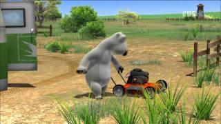 倒霉熊 第二季 720p HDTV Backkom S02E23 Insectivorous Plant Lawn Mower