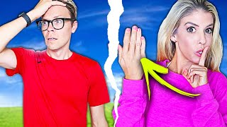 Lost Wedding Ring Prank on Husband for 24 hour Challenge! (bad Idea) Matt and Rebecca