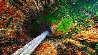 Most AMAZING Waterfalls in the world!!