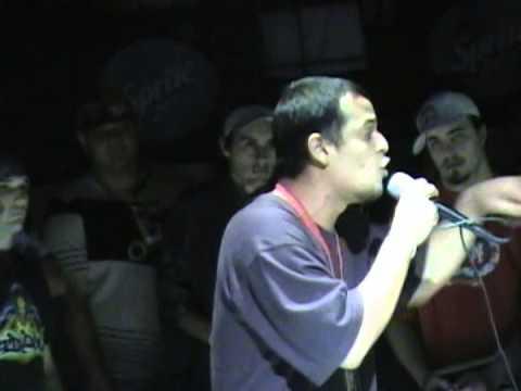 Hip hop Jam Paraguay Vol. 1 Red Bull Batalla de los Gallos 2006 parte 4 5