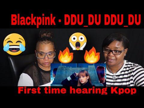 [Who is this?] BLACKPINK - '뚜두뚜두 (DDU-DU DDU-DU)' MV Reaction | J100 and Aunt