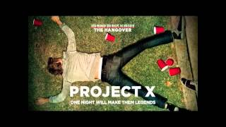 Electro house project x