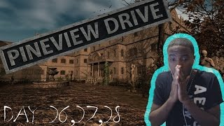 Pineview Drive Gameplay Walkthrough DAY 26,27&28 SMH!!!!! ( HORROR GAME )
