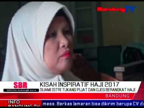 Suami Istri Tukang Pijat dan Ojeg Berangkat Haji | SBR | BANDUNG TV