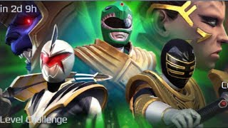 Free Entry Challenge ~ Power Rangers Legacy Wars