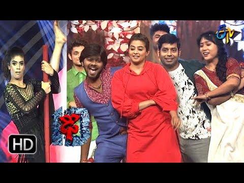 Xxx Mp4 Dhee 10 31st January 2018 Full Episode ETV Telugu 3gp Sex