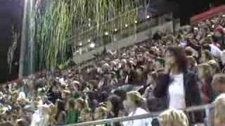 Confetti Streamer effect