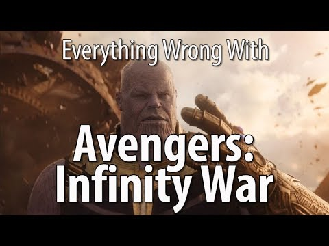 Xxx Mp4 Everything Wrong With Avengers Infinity War 3gp Sex