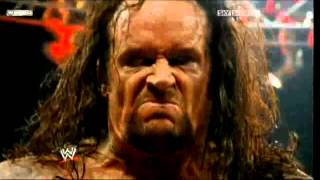 Edge vs  The Undertaker TLC Match at WWE One Night Stand 2008 promo HD