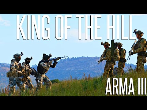 DEFENDING THE ALAMO - ArmA 3 King Of The Hill