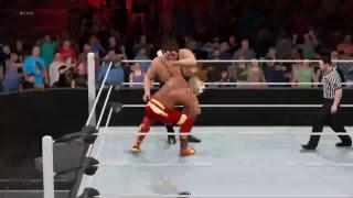 PS4 WWE 2K WWE MONDAY NIGHT WAR [HD] (Live)