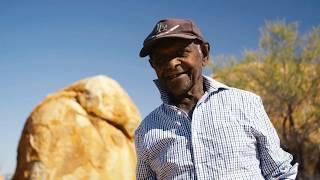 Ollie George -  Male Elder of the year 2017 - National NAIDOC Award