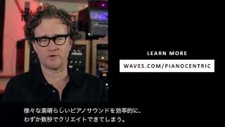 Greg Wells本人が語る、WAVES PianoCentricプラグイン