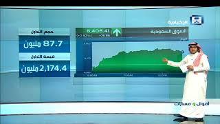 تعرف على أداء سوق الأسهم السعودي في منتصف تداولات جلسة اليوم