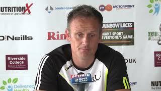Francis Cummins Pre Match Press Conference - Wakefield Trinity