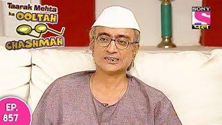 Taarak Mehta Ka Ooltah Chashmah - तारक मेहता - Episode 857 - 28th November, 2017