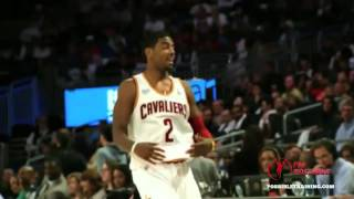 Kyrie Irving Exclusive Workout   I'm Possible Training with Micah Lancaster | NBA Workout Training