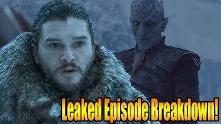 Game Of Thrones Season 7 Episode 6 Leaked Episode Breakdown & Review (Spoilers)