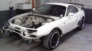 Toyota Supra 1000hp T62 SRD Build Project