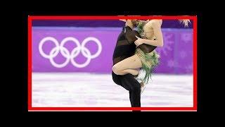 冬奧花式滑冰意外走光露點 法正妹含淚完賽 - 國際 - 自由時報電子報